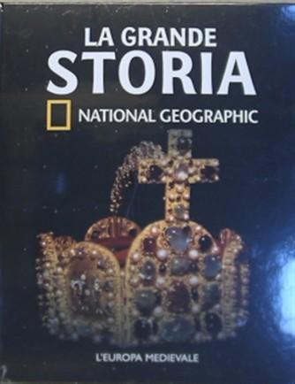 La Grande Storia vol. 17 - L'Europa medievale - by National Geographic