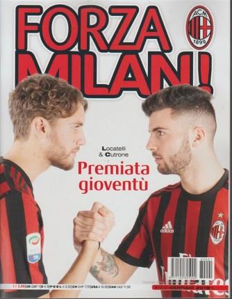 Forza Milan - mensile n. 609 Gennaio 2018