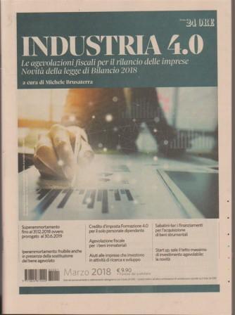 Industria 4.0 a cura di Michele Brusaterra - Guida Il Sole 24 Ore - Marzo 2018