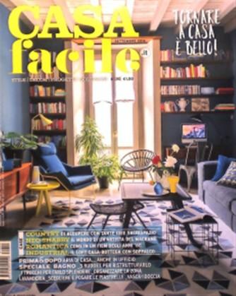 """Casa Facile - mensile n. 6 Settembre 2016 """"Tornare a casa è bello!"""""""