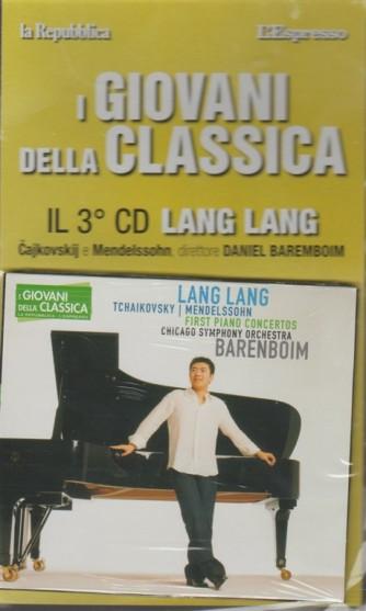 3°CD I Giovani della Classica -Lang Lang: pianoforte by la Repubblica/l'Espresso