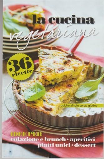La Cucina Vegetariana - mensile pocket n. 58 Marzo 2018 - 36 Ricette