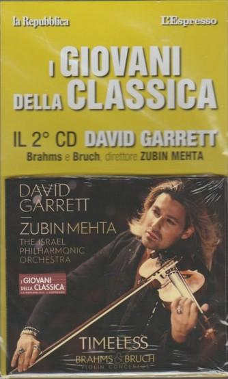 2°CD I Giovani della Classica-David Garrett: Violino by la Repubblica/l'Espresso