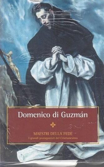 Maestri della Fede n° 35 - Domenico di Guzmán - Mondadori