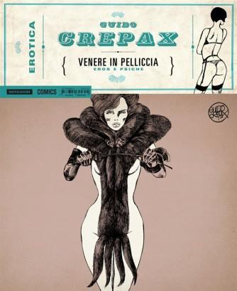 Guido Crepax Erotica n. 1: Venere in pelliccia, eros e psiche