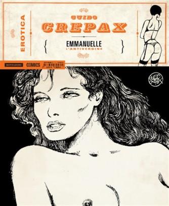 Guido Crepax Erotica n. 3 - Emmanuelle: L'antivergine