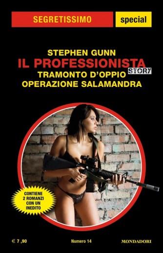 """Stephen Gunn """"il professionista story""""- Tramonto d'oppio e Operazione Salamandra"""