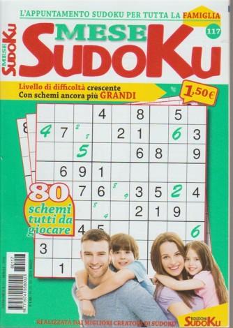 mese sudoku n. 117 - mensile