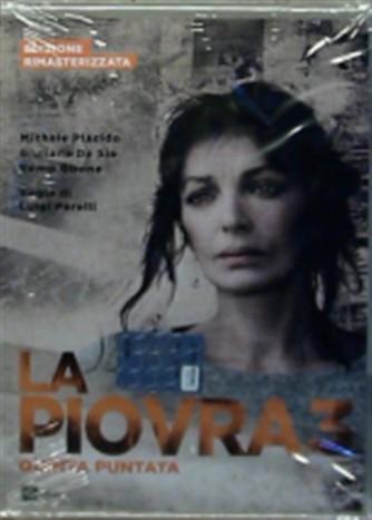 DVD La Piovra 3 quinta puntata - Ed. Rimasterizzata