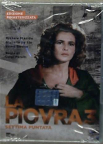 DVD La Piovra 3 - Settima puntata - Ed. Rimasterizzata