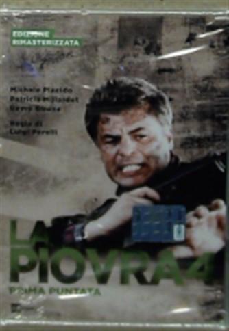 DVD La Piovra 4 - Prima puntata - Ed. Rimasterizzata