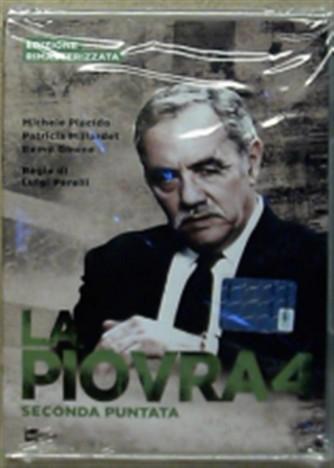 DVD La Piovra 4 - Seconda puntata - Ed. Rimasterizzata