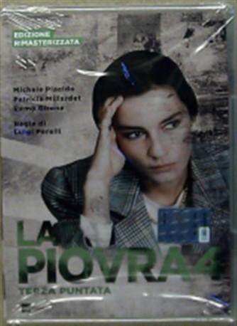 DVD La Piovra 4 - Terza puntata - Ed. Rimasterizzata