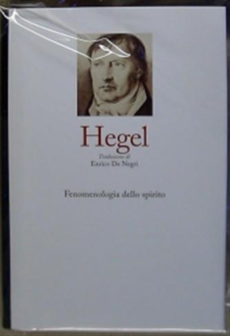 i Grandi Filosofi vol.21 - Hegel I - ed. RBA Italia