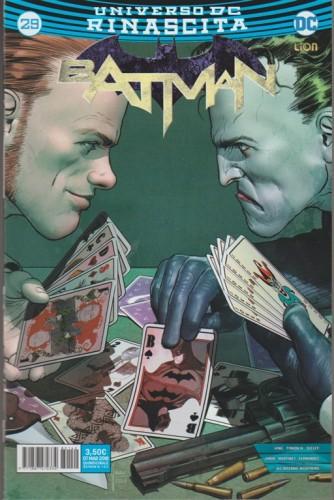 BATMAN 29 (142) - Universo DC Rinascita - DC Lion