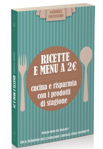 Con Starbene il libro di ricette per cucinare con 2 euro