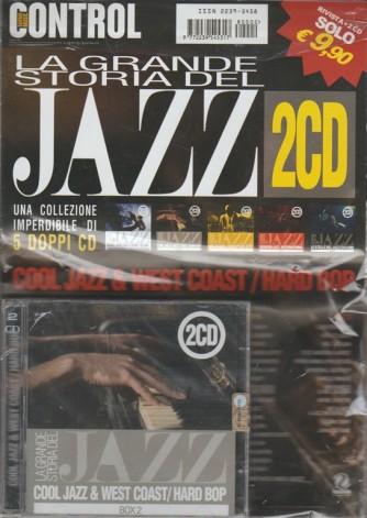 Doppio CD La Grande Storia del JAZZ vol.2- elenco brani nella scansione allegata