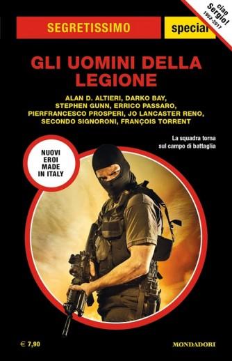 Segretissimo Special 42 - Gli uomini della legione di Alan D. Altieri