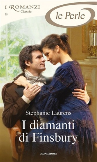 "I romanzi classic - le Perle 18 - ""I diamanti di Finsbury"" di Stephanie Laurens"