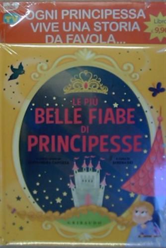 Le più belle fiabe di principesse - i libri di Donna Moderna