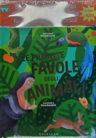 Le favole degli animali di Enrica Ricciardi, Vesna Benedetic - i libri di Donna Moderna