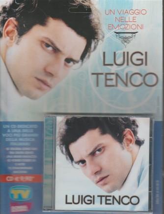 CD - Luigi Tenco: un viaggio nelle emozioni by Sorrisi e Canzoni TV