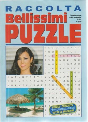 raccolta bellissimi puzzle - n. 253