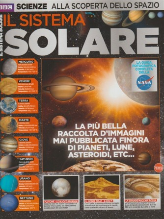 Scienze World Focus Speciale - Bimestrale n.9 Marzo 2018 - il sistema solare