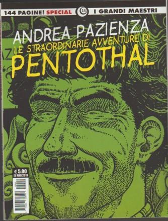 I Grandi Maestri Special vol. 14 - le straordinarie avventure di Penthotal