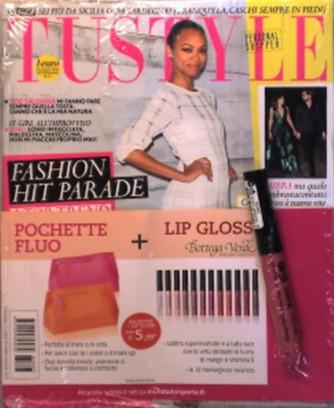 Tu Style + Pochette Fluo + Lip Gloss - Fashion Hit Parade
