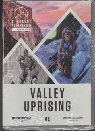 DVD Il grande Alpinismo n. 4 - Valley Uprising