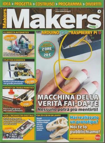 Makers Mag - bimestrale n. 5 Aprile 2018 - Macchina della verità: fai-da-te