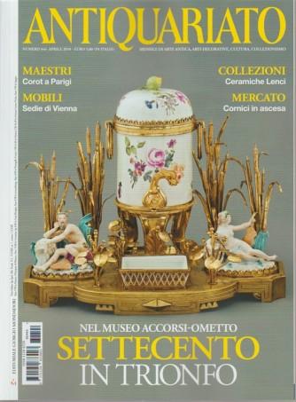 Antiquariato - mensile n. 444 Aprile 2018 Collezioni: Ceramiche Lenci