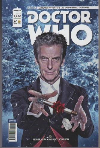 DOCTOR WHO 12 - mensile n. 12 Novembre 2017