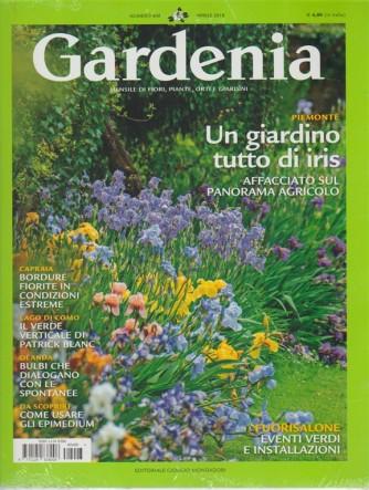 Gardenia - mensile n. 408 Aprile 2018 Eventi verdi e installazioni