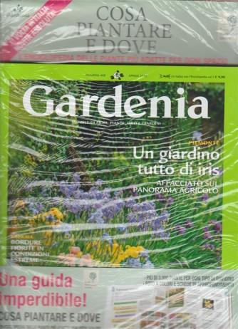 Gardenia - mensile n. 408 Aprile 2018 + Enciclopedia Cosa piantare... vol. 1