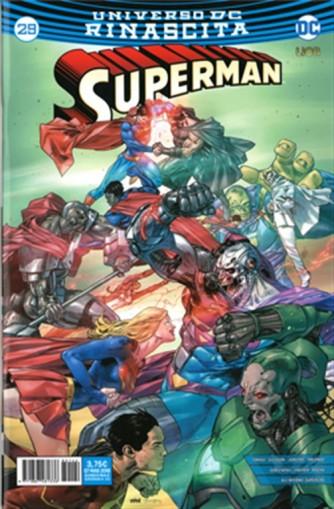 SUPERMAN 29 (144) - Universo DC Rinascita - DC Lion