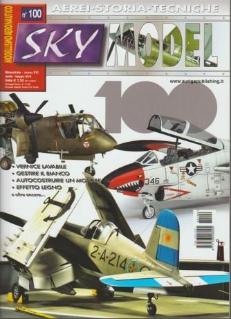 Sky Model - bimestrale n. 100 Aprile 2018 Aerei, Storia, Tecniche
