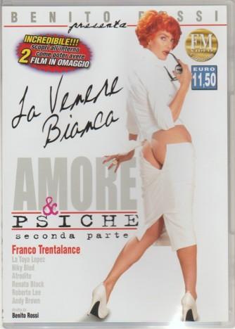 DVD XXX - Amore & psiche seconda Parte: la Venere bianca Diretto da Benito Rossi