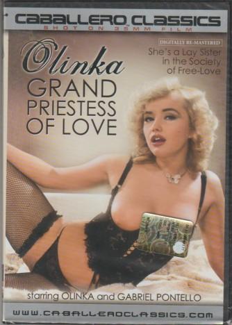 DVD XXX - Olinka: Grand priestess of love con Gabriel Pontello