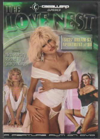 DVD XXX - The love next Starring Nina Hartley - Rachel Ryan - Sharon Kane