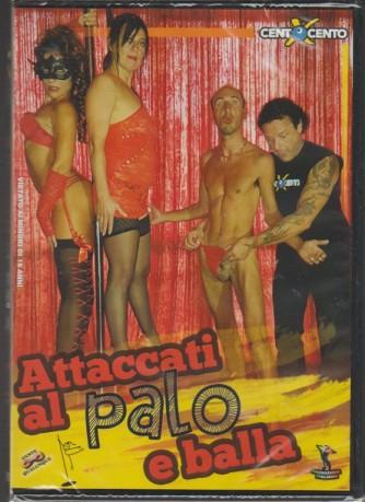 DVD XXX - Attaccati al palo e balla by Cento x cento
