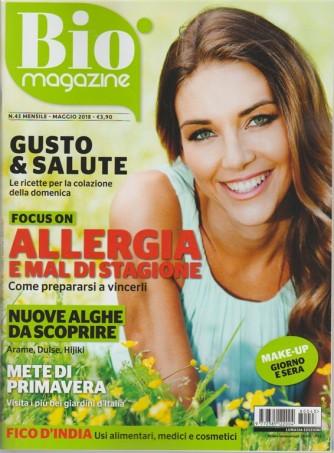 Bio Magazine - mensile n. 43 Maggio 2018 Make-up giorno e sera