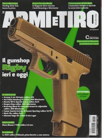 Armi E Tiro - n. 5 - maggio 2018 - mensile