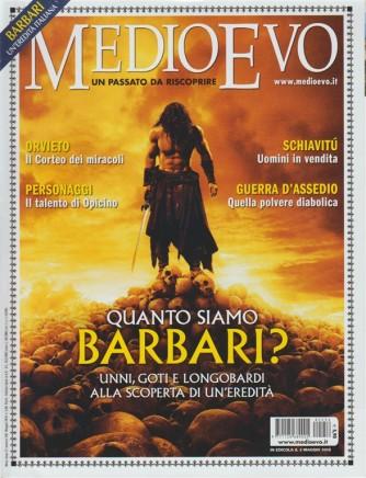Medioevo - mensile n. 256 Maggio 2018 Barbari: un'eredità italiana