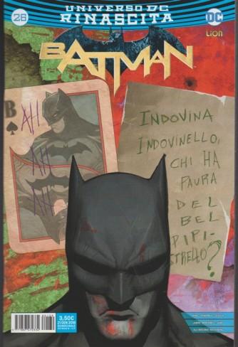BATMAN 26 (139) - Universo DC rinascita - DC Lion