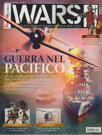 Focus storia. Wars. n. 29 - 5 maggio 2018 - trimestrale