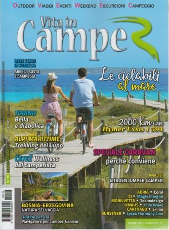 Vita In Camper - n. 116 - maggio - giugno 2018 - bimestrale