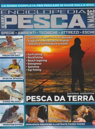 Pesci & Pesca Mare Mega - Mare Da Terra n. 14 - bimestrale - maggio/giugno 2018