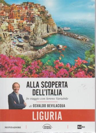Alla Scoperta Dell'italia - Vol. 8 : Liguria - di Osvaldo Bevilacqua